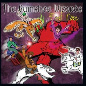 gumshoe wizards album art