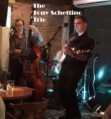 tony schettino trio